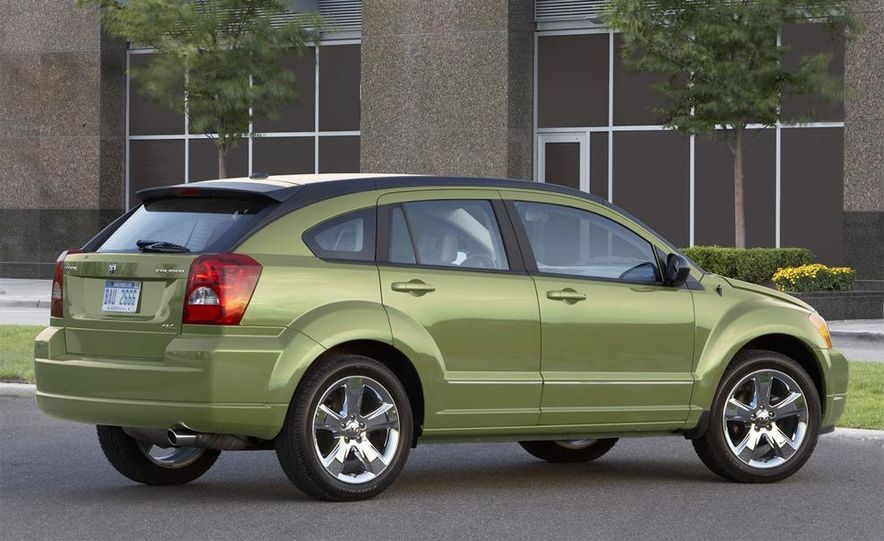 2010 Dodge Journey R/T - Slide 10