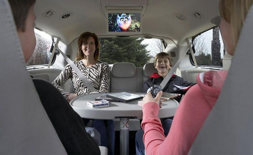 2010 Dodge Journey R/T - Slide 69