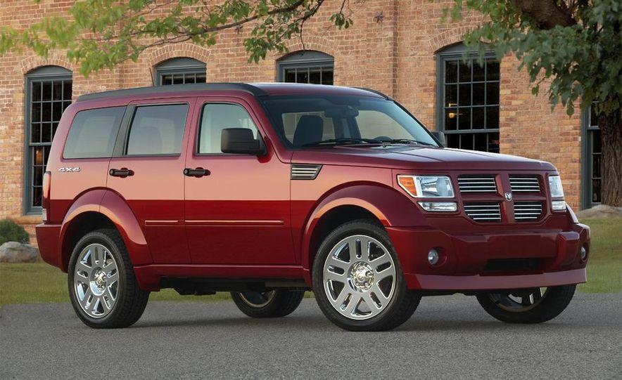 2010 Dodge Journey R/T - Slide 22