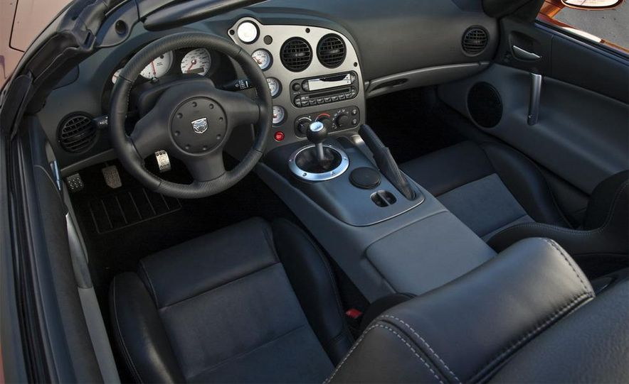 2010 Dodge Journey R/T - Slide 64