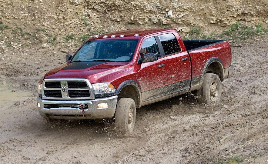 2010 Dodge Journey R/T - Slide 99