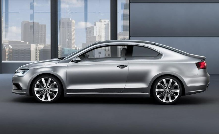 Volkswagen New Compact Coupe Concept - Slide 15