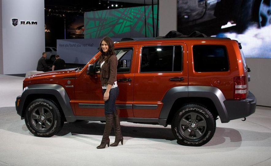 2010 Jeep Wrangler Islander Edition - Slide 44