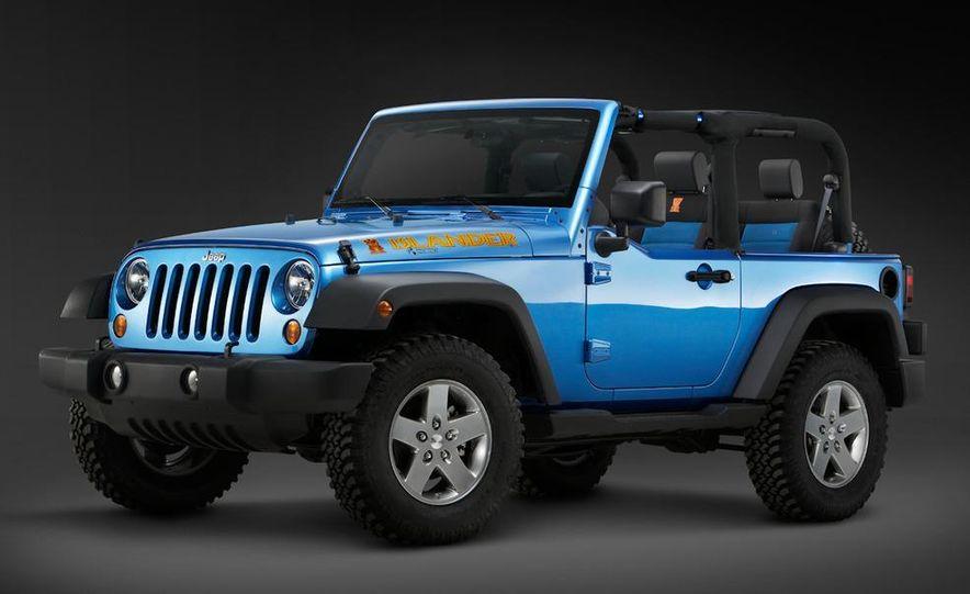 2010 Jeep Wrangler Islander Edition - Slide 1