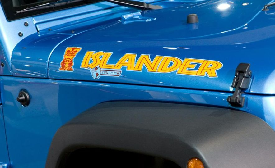 2010 Jeep Wrangler Islander Edition - Slide 51