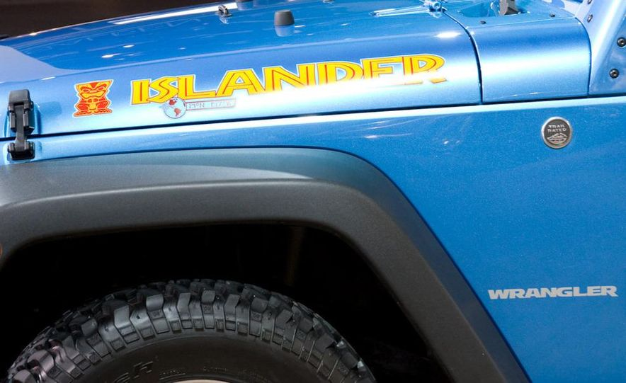2010 Jeep Wrangler Islander Edition - Slide 53