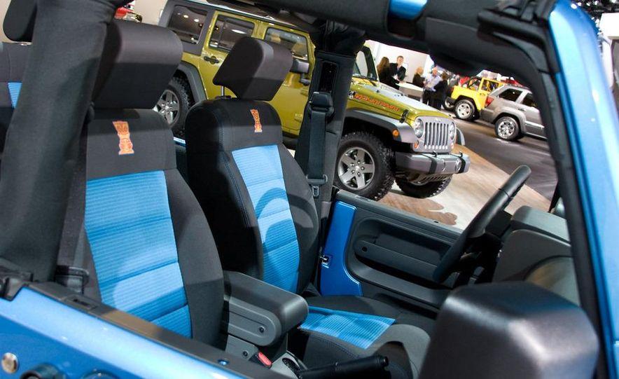 2010 Jeep Wrangler Islander Edition - Slide 61