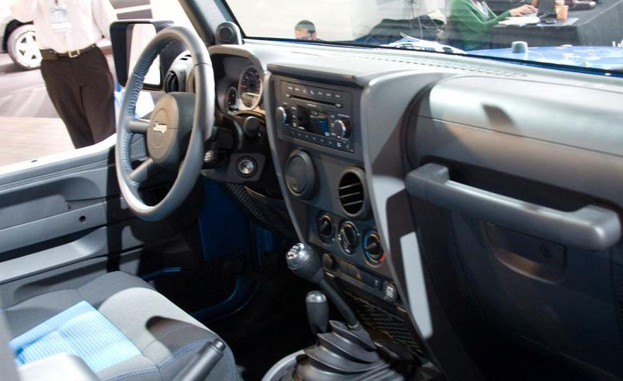 2010 Jeep Wrangler Islander Edition - Slide 62