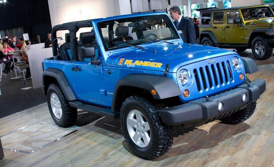 2010 Jeep Wrangler Islander Edition - Slide 50