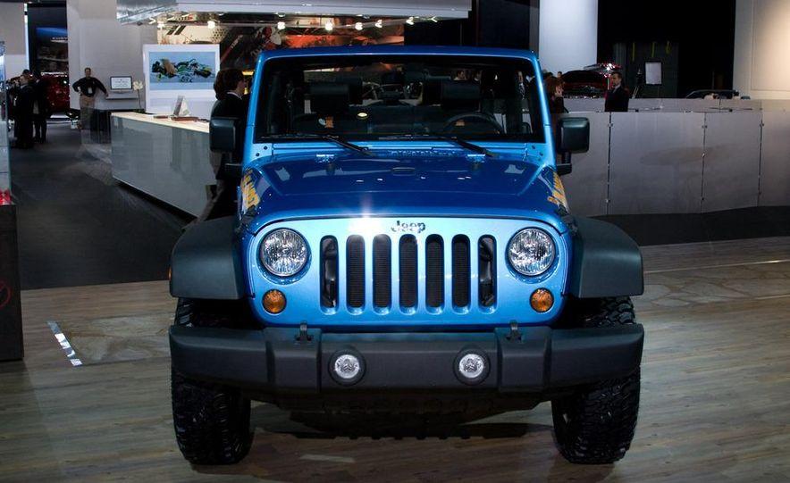 2010 Jeep Wrangler Islander Edition - Slide 54