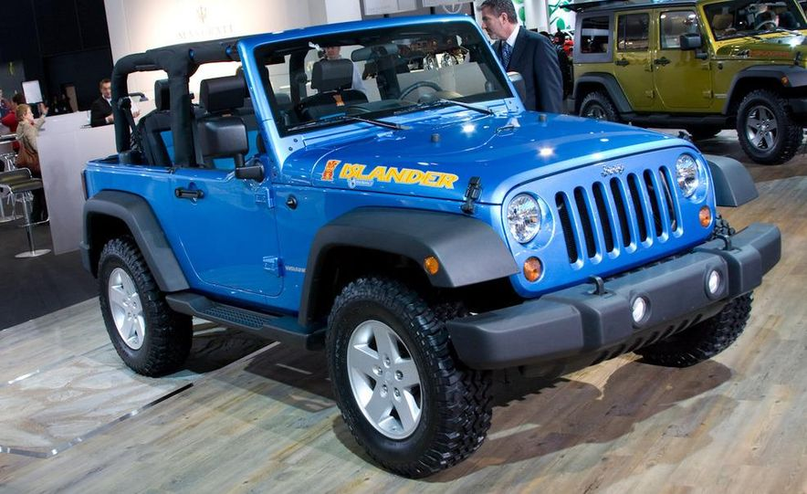 2010 Jeep Wrangler Islander Edition - Slide 55