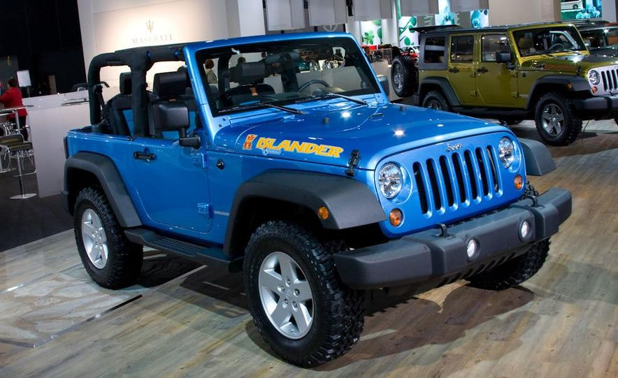 2010 Jeep Wrangler Islander Edition - Slide 56