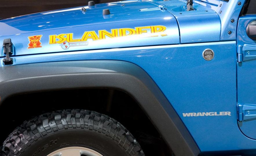 2010 Jeep Wrangler Islander Edition - Slide 58