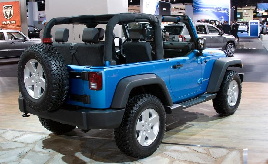 2010 Jeep Wrangler Islander Edition - Slide 63