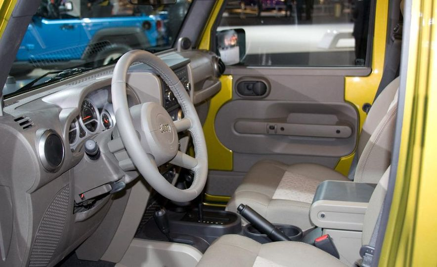 2010 Jeep Wrangler Islander Edition - Slide 71