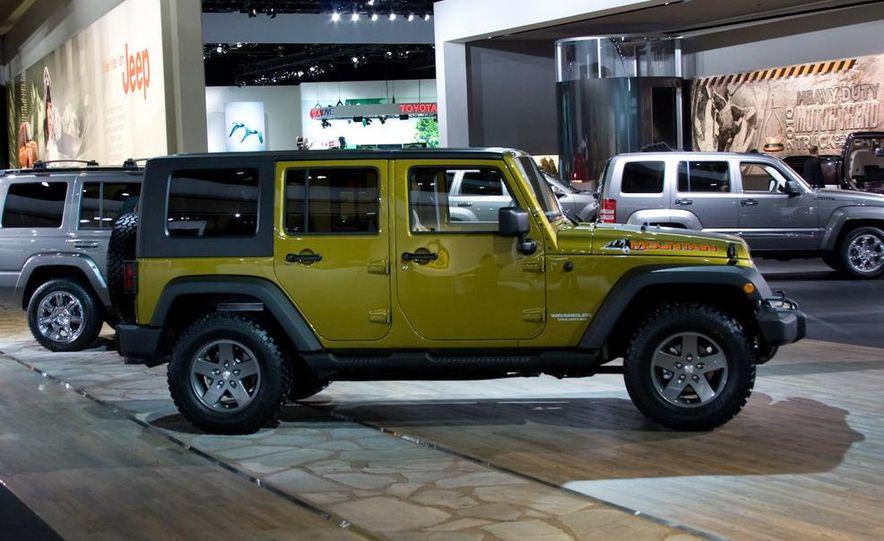 2010 Jeep Wrangler Islander Edition - Slide 64