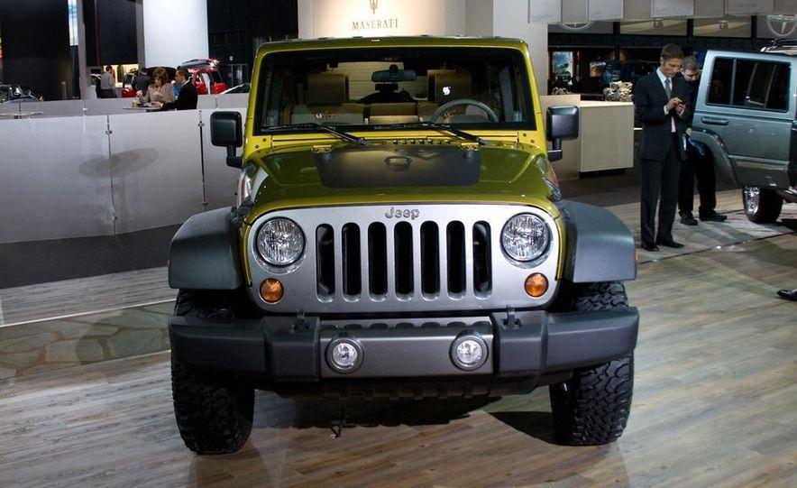 2010 Jeep Wrangler Islander Edition - Slide 66