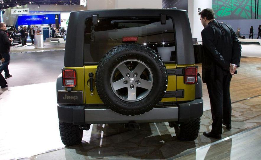 2010 Jeep Wrangler Islander Edition - Slide 69