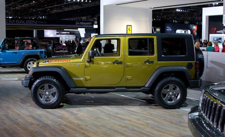 2010 Jeep Wrangler Islander Edition - Slide 72