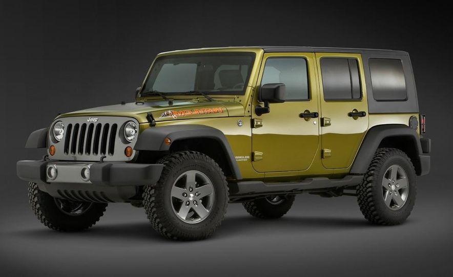 2010 Jeep Wrangler Islander Edition - Slide 4