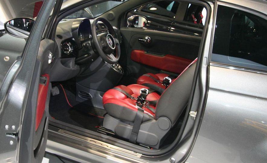 Fiat 500 BEV concept - Slide 12