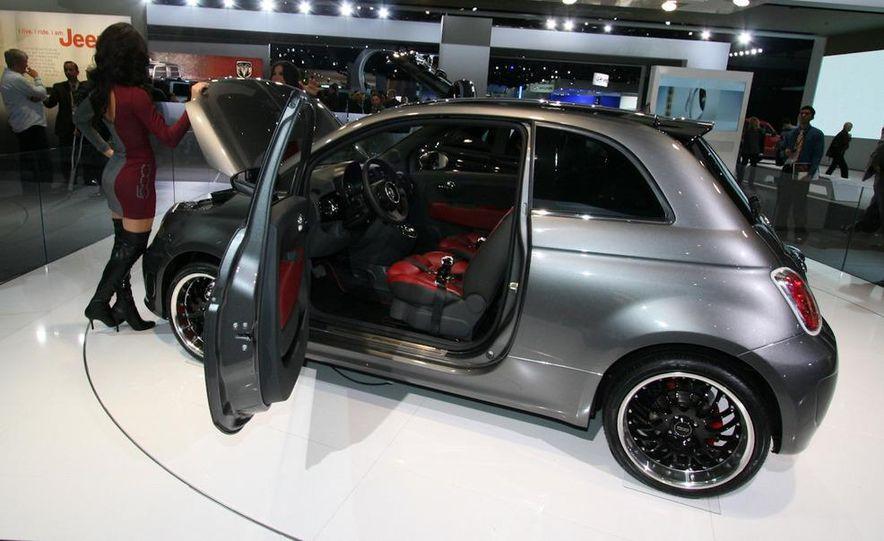 Fiat 500 BEV concept - Slide 4