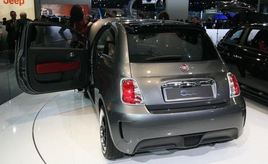 Fiat 500 BEV concept - Slide 5