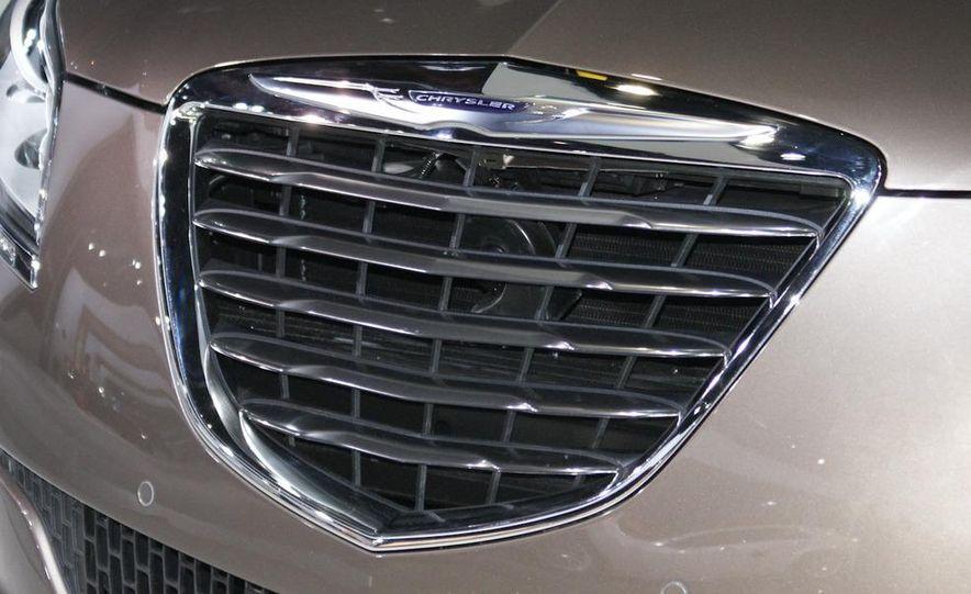 Chrysler Delta concept - Slide 5
