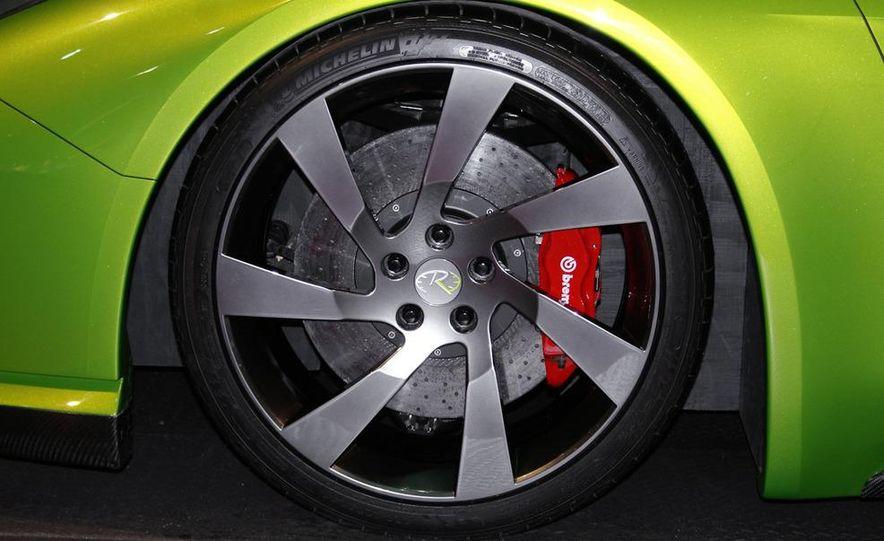 2011 Revenge Verde wheel - Slide 1