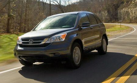 2010 Honda CR-V EX-L 4WD