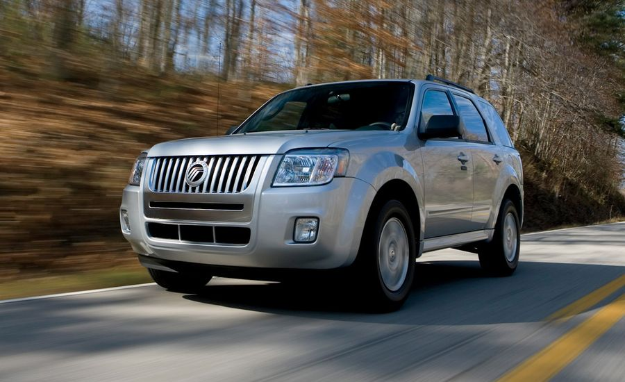 2010 Mercury Mariner V-6 AWD