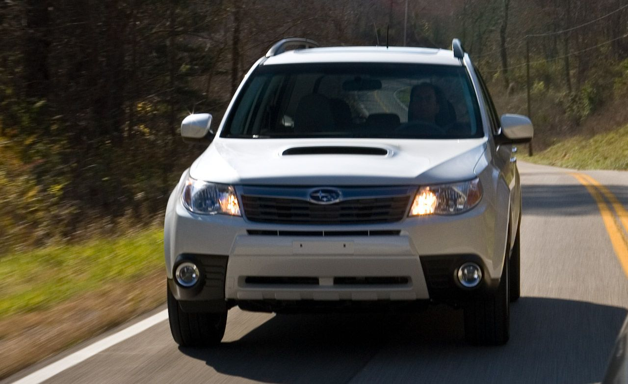 2010 Subaru Forester 2.5XT Limited