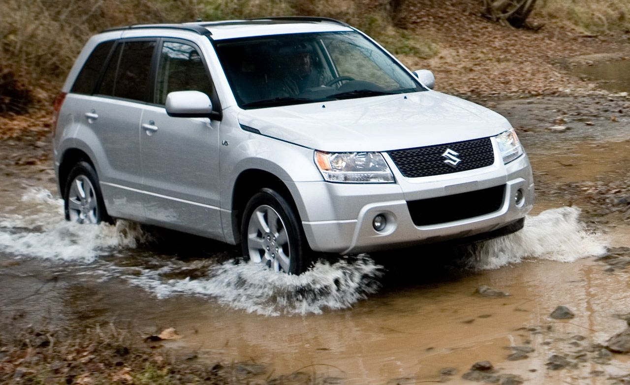 And  Suzuki Grand Vitara At Car And Driver Read Story