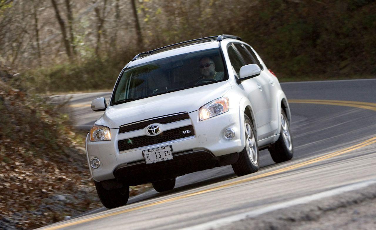 2010 Toyota RAV4 Limited 4x4