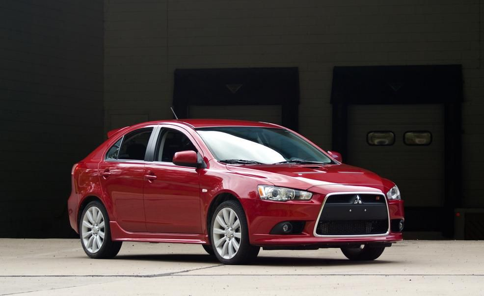 2010 Mitsubishi Lancer Sportback Ralliart Road Test  Review  Car