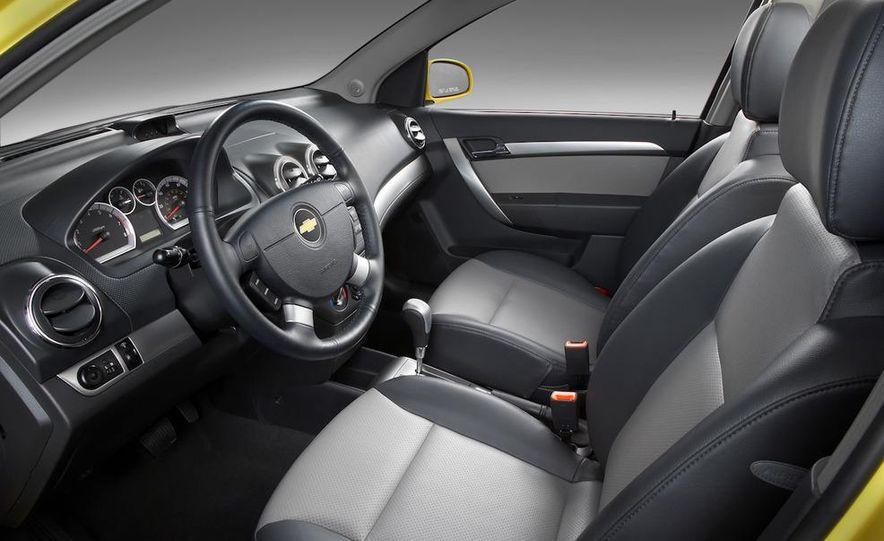 2011 Chevrolet Aveo (spy photo) - Slide 26