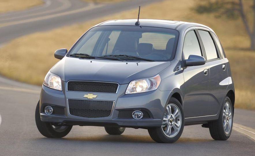 2011 Chevrolet Aveo (spy photo) - Slide 22