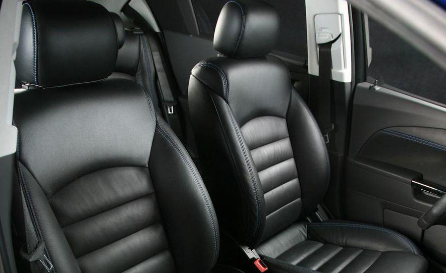 2011 Chevrolet Aveo (spy photo) - Slide 20