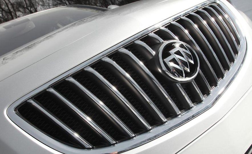 2011 Buick Regal CXL - Slide 29
