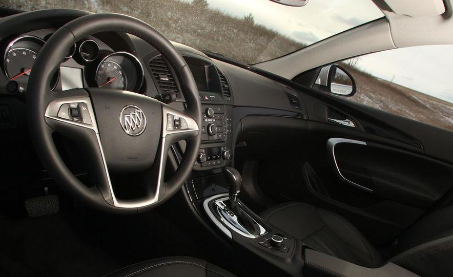 2011 Buick Regal CXL - Slide 8