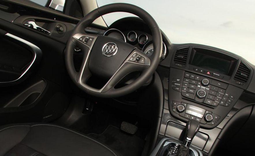 2011 Buick Regal CXL - Slide 9