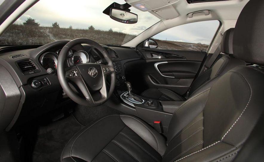 2011 Buick Regal CXL - Slide 11