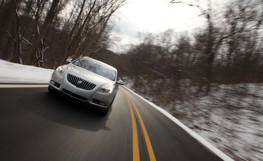 2011 Buick Regal CXL - Slide 13