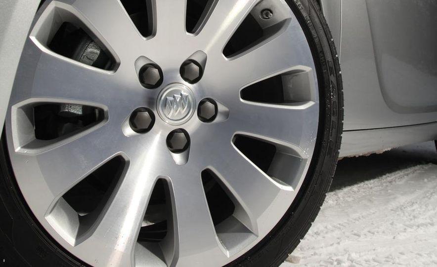 2011 Buick Regal CXL - Slide 22