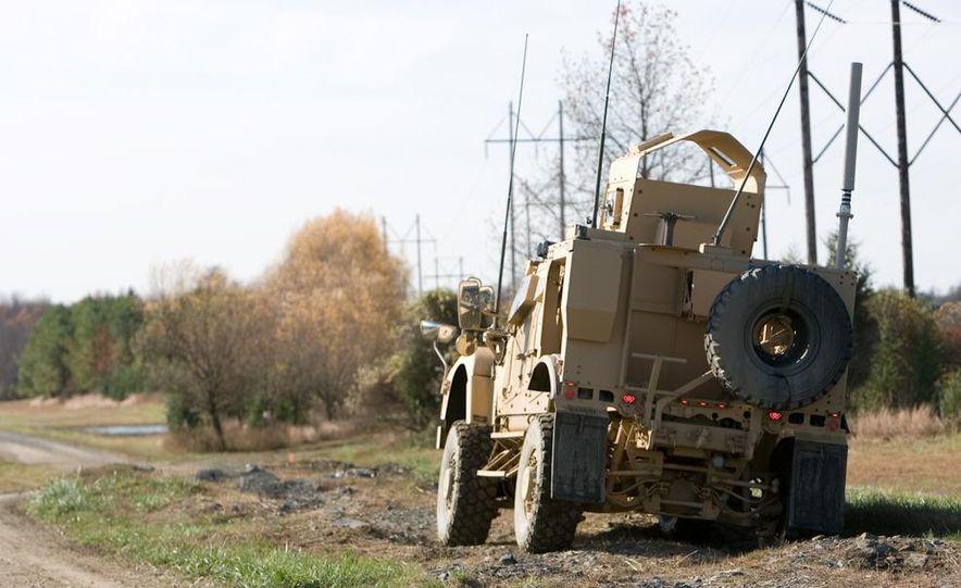 Oshkosh M-ATV - Slide 25