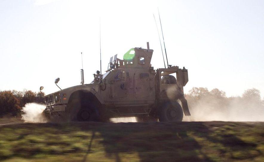 Oshkosh M-ATV - Slide 54
