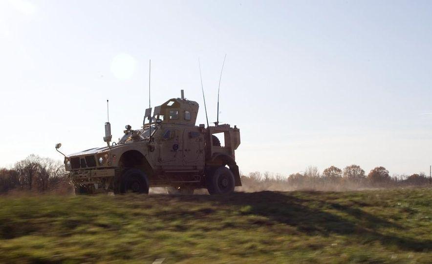 Oshkosh M-ATV - Slide 55