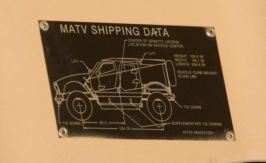 Oshkosh M-ATV - Slide 62