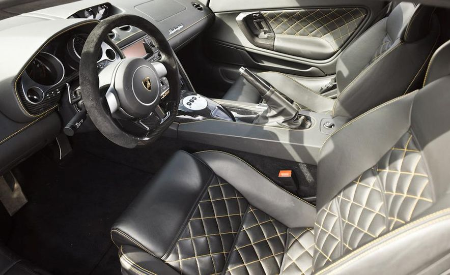 2009 Heffner Lamborghini Gallardo LP560-4 - Slide 32