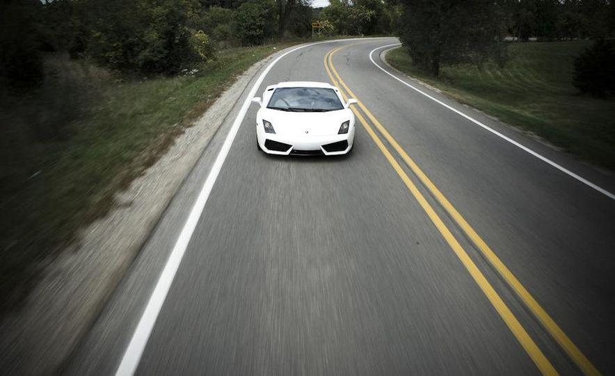 2009 Heffner Lamborghini Gallardo LP560-4 - Slide 9